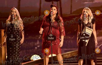 Ashley Monroe Photo - 14 November 2018 - Nashville Tennessee - Ashley Monroe Angaleena Presley Miranda Lambert Pistol Annies 52nd Annual CMA Awards Country Musics Biggest Night held at Bridgestone Arena Photo Credit Laura FarrAdMedia