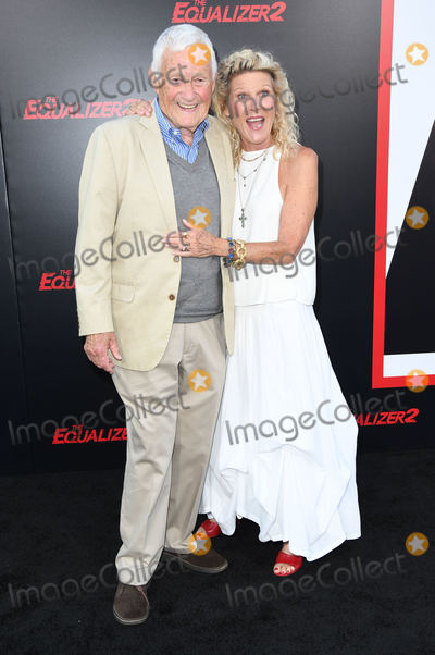 Ally Mills Photo - 17 July 2018 - Hollywood  California - Orson Bean Ally Mills The Equalizer 2 Los Angeles Premiere held at the TCL Chinese Theatre Photo Credit Birdie ThompsonAdMedia