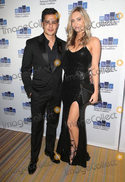 Photo - 24 February 2018 - Beverly Hills California - Nicholas Gonzalez Kelsey Crane National Hispanic Media Coalitions 21st Annual Impact Awards Photo Credit F SadouAdMedia