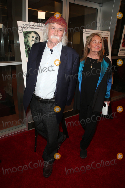 Photo - 18 July 2019 - Los Angeles California - David Crosby Jan Dance David Crosby Remember My Name Film Premiere held at Linwood Dunn Theater Photo Credit Faye SadouAdMedia
