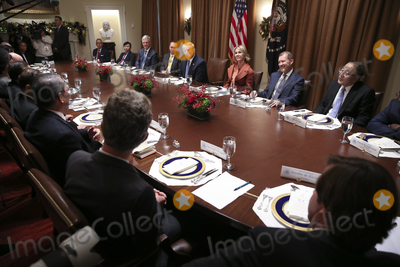 Photos From President Trump meets with the Permanent Representatives of the United Nations Security Council