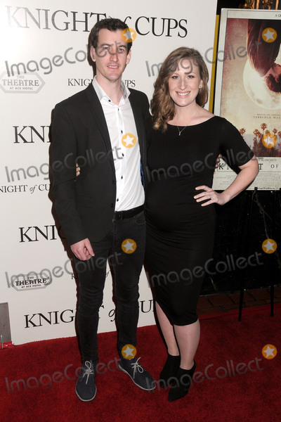 Hanan Townshend Photo - 1 March 2016 - Los Angeles California - Hanan Townshend Knight Of Cups Los Angeles Premiere held at the Ace Hotel Theatre Photo Credit Byron PurvisAdMedia