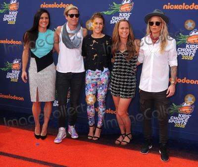 Photo - Nickelodeon Kids Choice Sports Awards 2015