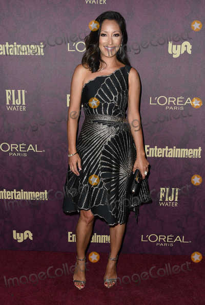 Christina Chung Photo - 15 September 2018 - West Hollywood California - Christina Chung 2018 Entertainment Weekly Pre-Emmy Party held at the Sunset Tower Hotel Photo Credit Birdie ThompsonAdMedia