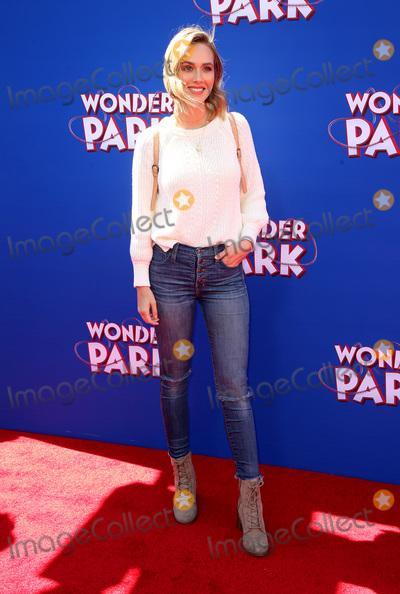 Photo - Wonder Parker Los Angeles Premiere