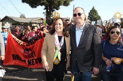 Martin Luther Photo - 15 January 2018 - Los Angeles California - Senator Kamala Harris Douglas Emhoff Martin Luther King Jr Kingdom Day Parade  VIP Breakfast Photo Credit F SadouAdMedia
