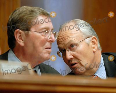 Photo - Sen Craig at Hearing