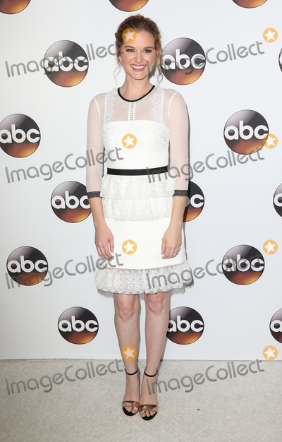 Sarah Drew Photo - Disney ABC Television Group TCA Winter Press Tour 2017