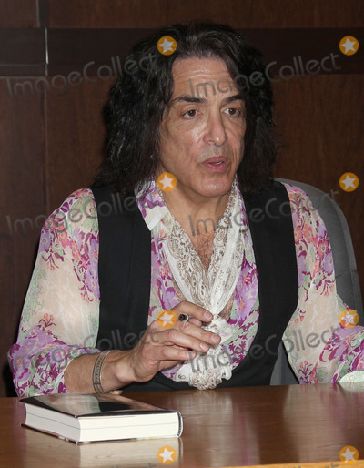 paul stanley book signing