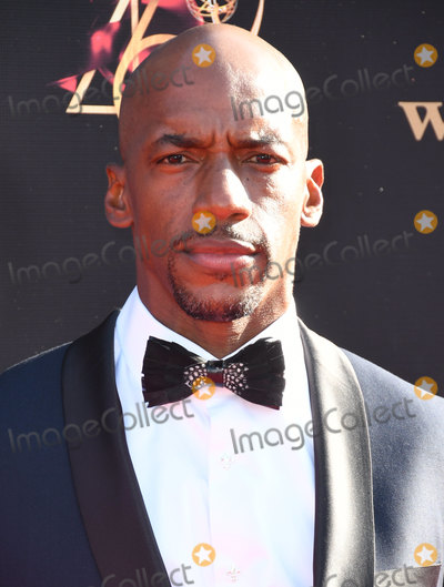 Ameer Baraka Photo - 03 May 2019 - Pasadena California - Ameer Baraka 46th Annual Daytime Creative Arts Emmy Awards - Arrivals held at Pasadena Civic Center Photo Credit Birdie ThompsonAdMedia