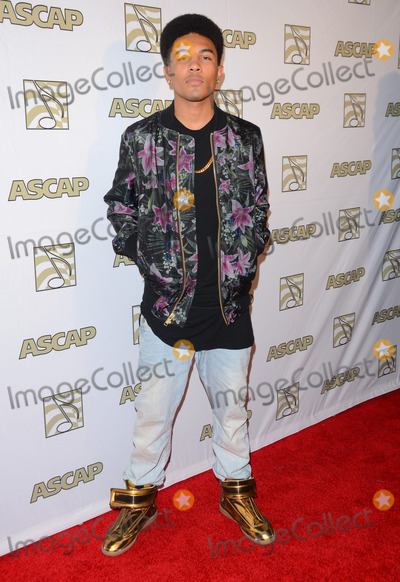 Anthony Lewis Photo - 07 February 2015 - Beverly Hills Ca - Anthony Lewis Arrivals for ASCAP Presents The 2015 GRAMMY Nominees Brunch held at SLS Hotel Photo Credit Birdie ThompsonAdMedia