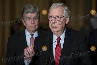 Photos From Republican Senate Luncheon Press Conference