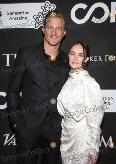 Alexander Ludwig Photo - 15 January 2020 - Los Angeles California - Alexander Ludwig Kristy Dinsmore CORE Gala A Gala Dinner to Benefit CORE and 10 Years of Life-Saving Work Across Haiti  Around the World held at the Wiltern Theatre Photo Credit FSAdMedia
