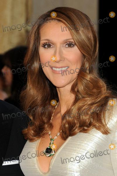 Photo - 27 February 2011 - Hollywood California - Celine Dion 83rd Annual Academy Awards - Arrivals held at the Kodak Theatre Photo Byron PurvisAdMedia