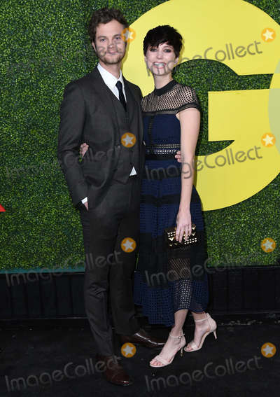 Photo - 06 December 2018 - Beverly Hills California - Jack Quaid Lizzy McGroder GQ Men of the Year Party 2018 held at Benedict Estate Photo Credit Birdie ThompsonAdMedia