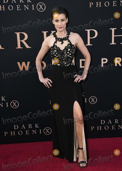 Aphra Williams Photo - 04 June 2019 - Hollywood California - Aphra Williams Dark Phoenix Los Angeles Premiere held at TCL Chinese Theatre Photo Credit Birdie ThompsonAdMedia
