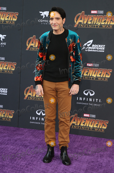 Photos From 'Avengers: Infinity War' Los Angeles Premiere