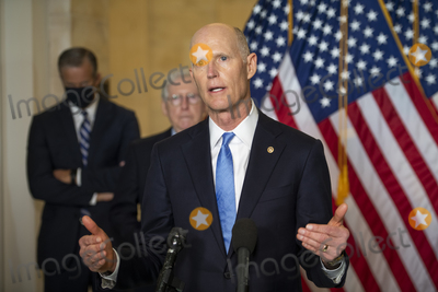 Photos From Republican Senators hold press conference following the GOP luncheon.