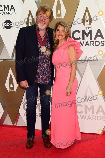 CMA Award Photo - 13 November 2019 - Nashville Tennessee - Mac Mcanally Shawna Mcanally 53rd Annual CMA Awards Country Musics Biggest Night held at Music City Center Photo Credit Laura FarrAdMedia