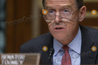 Alex Wong Photo - Commissioner United States Senator Pat Toomey (Republican of Pennsylvania)) speaks during a hearing before the Congressional Oversight Commission at Dirksen Senate Office Building December 10 2020 on Capitol Hill in Washington DC The commission held a hearing on Examination of Loans to Businesses Critical to Maintaining National Security  Credit Alex Wong  Pool via CNPAdMedia