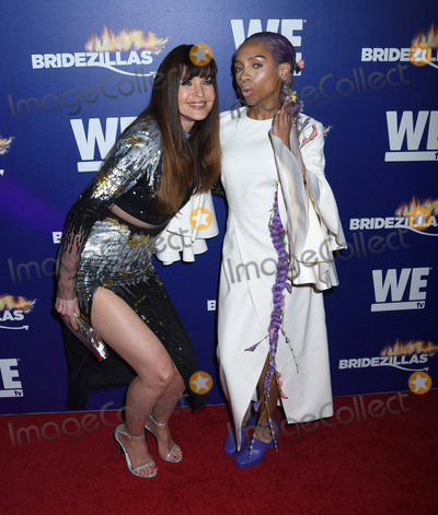 Photos From Carol Alt and Lil Mama at WE tv Premiere of Season 12 for 'BRIDEZILLAS'