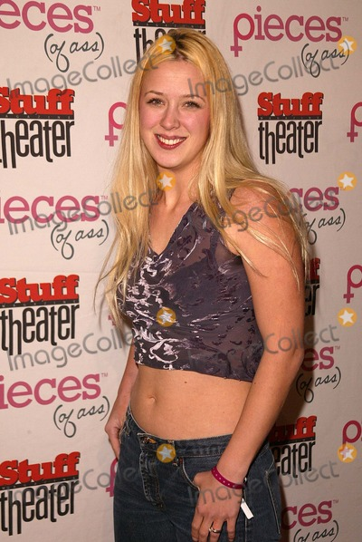 Christa Hastie Photo - Christa Hastie at the 100th Performance of Pieces (Of Ass) Stuff Magazine Theater Raleigh Studios Los Angeles CA 01-28-04