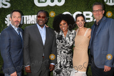 Wendell Pierce Photo - Thomas Lennon Wendell Pierce Yvette Nicole Brown Lindsay Sloan Matthew Perryat the CBS CW Showtime Summer 2016 TCA Party Pacific Design Center West Hollywood CA 08-10-16