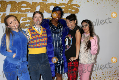 Photo - The Pac Dance Teamat the Americas Got Talent Season 13 Live Show Red Carpet Dolby Theater Hollywood CA 08-14-18