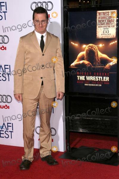 Photo - 2008 AFI Fest Centerpiece Gala Screening of The Wrestler