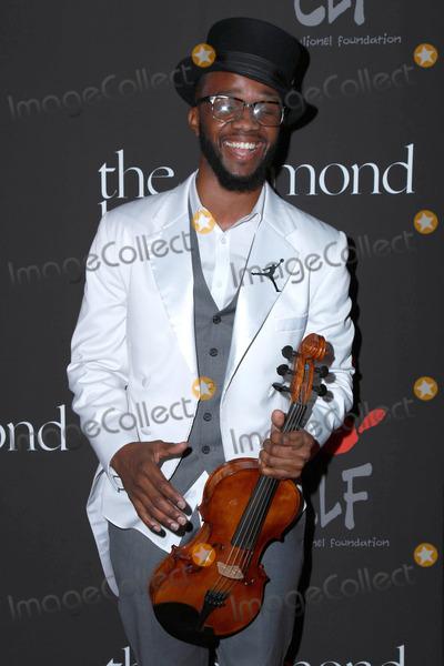 Lee England Photo - Lee England Jrat RIhannas First Annual Diamond Ball The Vineyard Beverly Hills CA 12-11-14