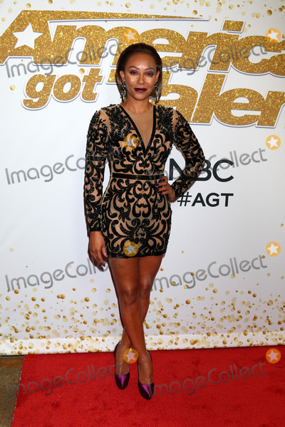 Photo - Melanie Brownat the Americas Got Talent Season 13 Live Show Red Carpet Dolby Theater Hollywood CA 08-14-18