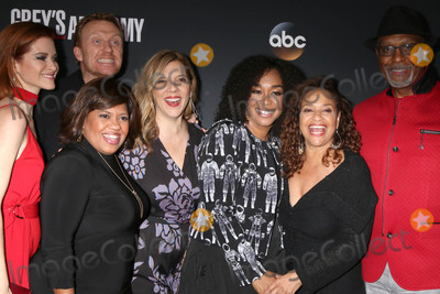 Photos From 'Grey's Anatomy' 300th Episode Event