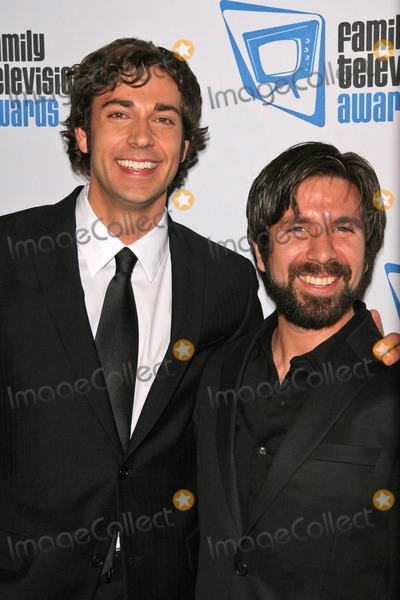 Photos And Pictures Zachary Levi And Joshua Gomez At The 9th Annual Family Television Awards Dinner Beverly Hilton Hotel Beverly Hills Ca 11 28 07 Chuck and his best friend morgan (joshua gomez) are conducting a secret mission of their own. imagecollect
