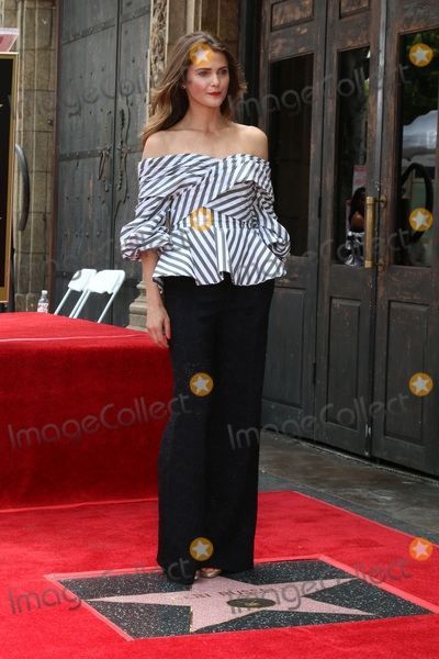 Photo - Keri Russell Hollywood Walk of Fame Star Ceremony