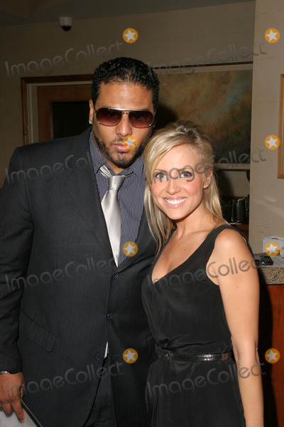 Al B Sure Photo - Al B Sure and guest at the Diamonds in the RAW Award Luncheon Honoring Hollywood Stuntwomen Mountaingate Country Club Los Angeles CA 10-19-08