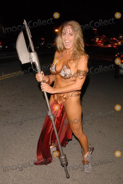 Bridgetta Tomarchio Photo - Halloween Costume of the Year - Slave Leia