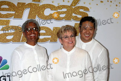 Photo - Angel City Choraleat the Americas Got Talent Season 13 Live Show Red Carpet Dolby Theater Hollywood CA 08-14-18