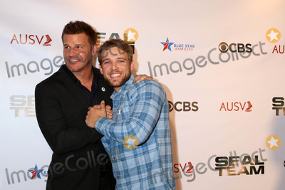 Photo - Seal Team Season 2 Premiere Screening