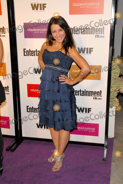 Anastasia Fontaines Photo - Anastasia Fontaines at the Entertainment Weekly And Women In Film Pre-Emmy Party Sunset Marquis Hotel West Hollywood CA 09-17-09