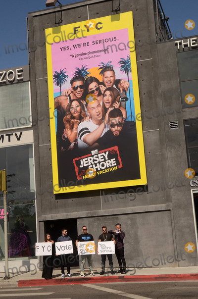 Photos From MTV's 'Jersey Shore' FYC Photo Op