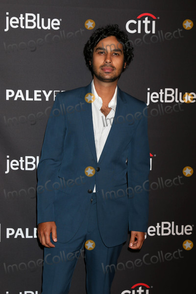 Photo - Kunal Nayyarat the 2018 PaleyFest Los Angeles - Big Bang Theory Young Sheldon Dolby Theater Hollywood CA 03-21-18