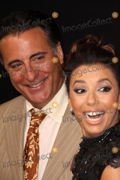 Andy Garcia,Eva Longoria Photo - For Greater Glory Los Angeles Premiere