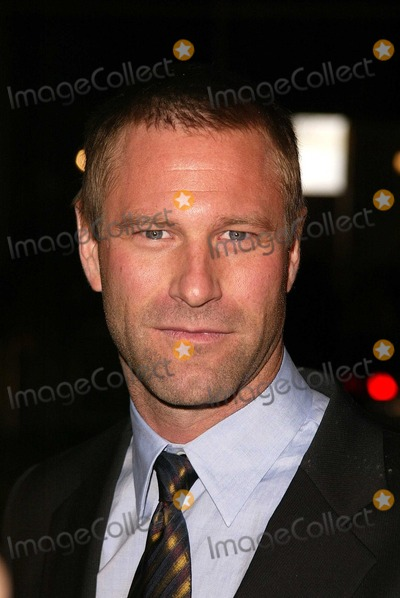 Aaron Eckhart Photo - Paycheck World Premiere