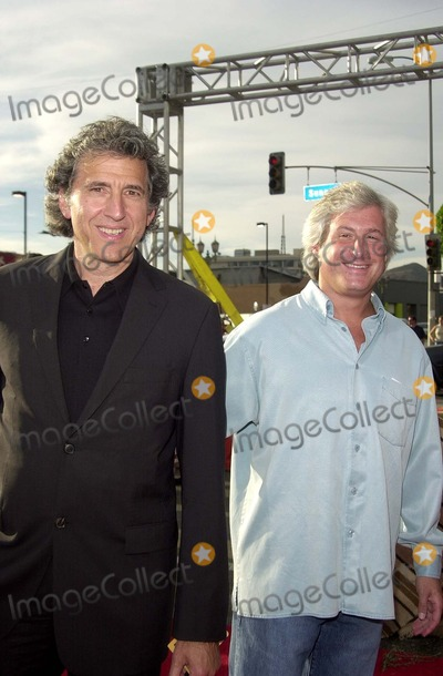 Armyan Bernstein Photo - Armyan Bernstein and Charles Lyons at the premiere of Open Range at the Cinerama Dome Hollywood CA 08-11-03