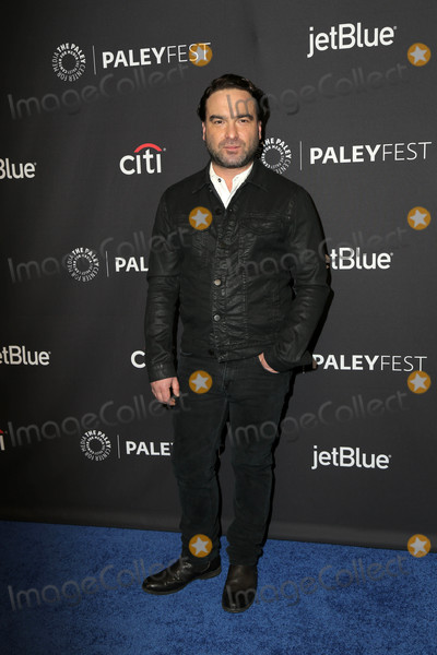 Photo - Johnny Galeckiat the 2018 PaleyFest Los Angeles - Big Bang Theory Young Sheldon Dolby Theater Hollywood CA 03-21-18