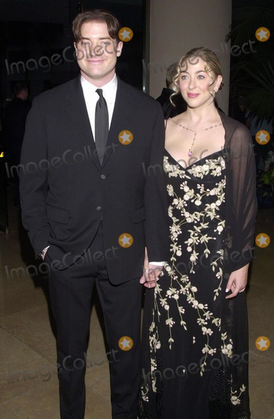 Brendan Fraser,Afton Smith Photo - Hollywood Make-Up and Hair Stylist Awards