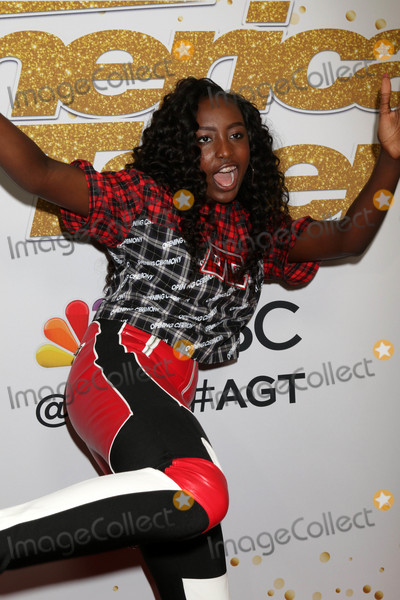 Photo - Flaujaeat the Americas Got Talent Season 13 Live Show Red Carpet Dolby Theater Hollywood CA 08-14-18