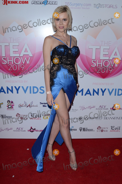 Photo - LOS ANGELES - MAR 17  Yulia Masakowa at the 2019 Transgender Erotica Awards TEA Show at the Avalon Hollywood on March 17 2019 in Los Angeles CA