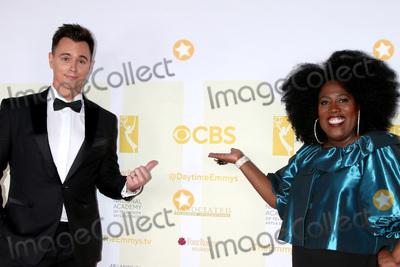 Photo - 48th Daytime Emmy Awards Press Line - June 12