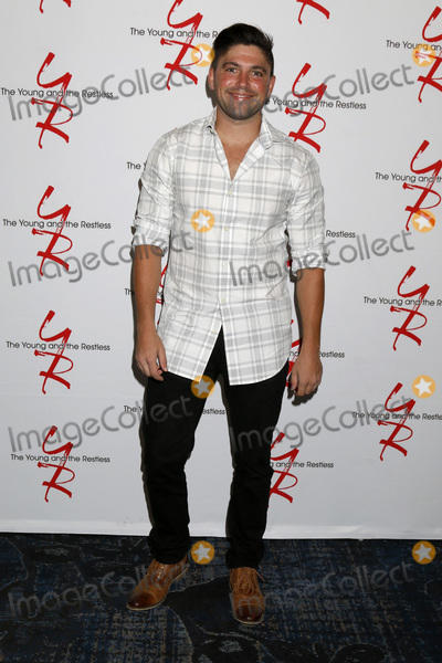 Photo - LOS ANGELES - AUG 19  Robert Adamson at the Young and Restless Fan Event 2017 at the Marriott Burbank Convention Center on August 19 2017 in Burbank CA